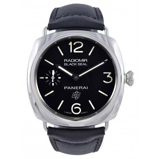Panerai Historic Radiomir Black Seal Logo PAM00380