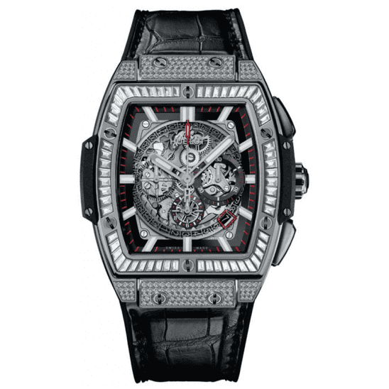 Hublot Spirit of Big Bang Titanium 601.NX.0173.LR.0904