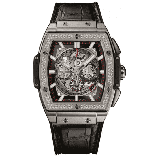 Hublot Spirit of Big Bang Titanium Black 601.NX.0173.LR.1104