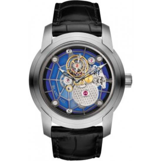 Blancpain L-Evolution Minute Flying Sapphire Carrousel 00222A-1500-53B