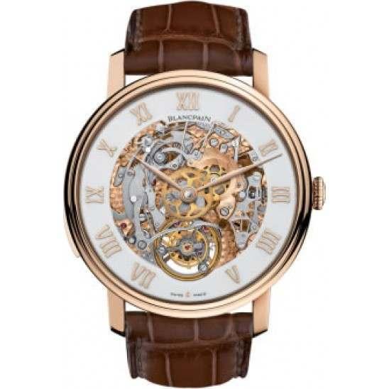Blancpain Le Brassus Carrousel Minute Repeater 00235-3631-55B