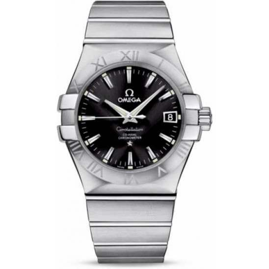 Omega Constellation Chronometer 35 mm Chronometer 123.10.35.20.01.001