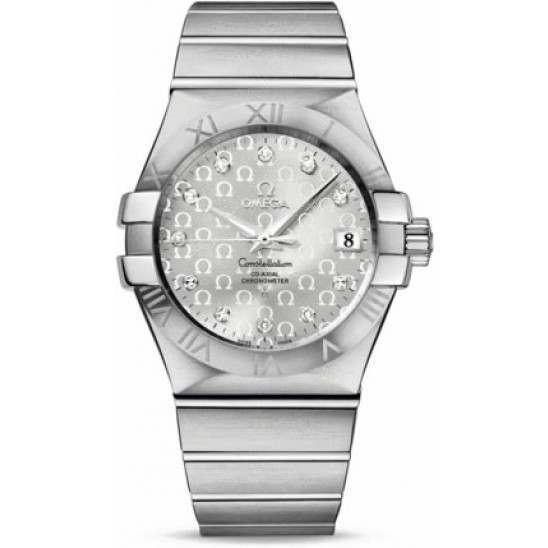 Omega Constellation Chronometer 35 mm Chronometer 123.10.35.20.52.002