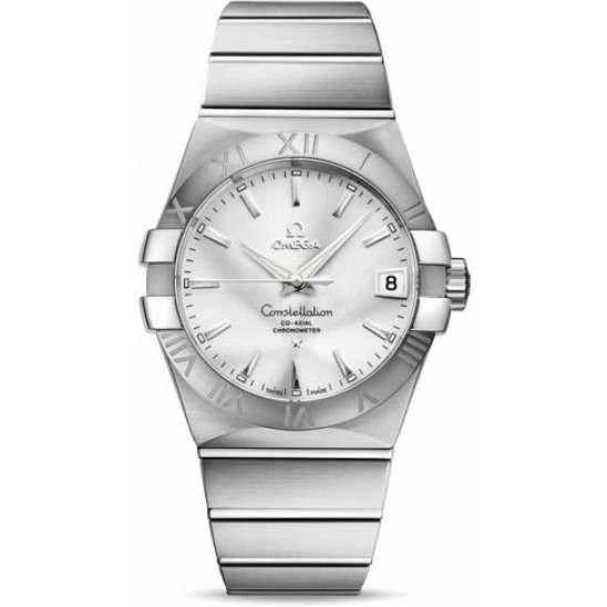 Omega Constellation Chronometer 38 mm Chronometer 123.10.38.21.02.001