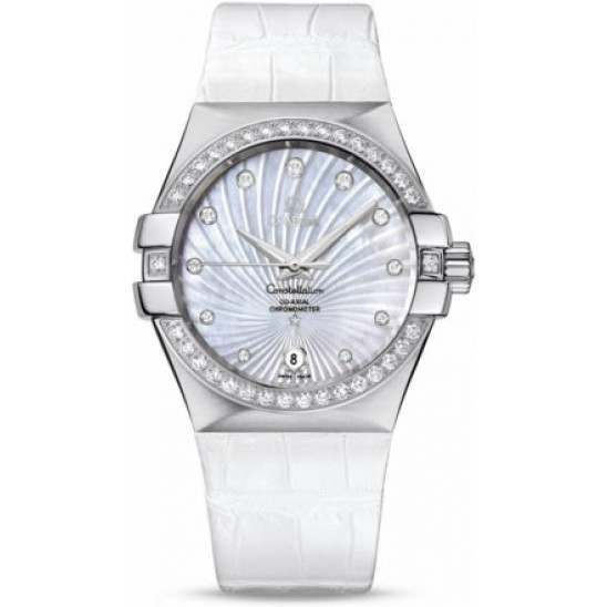 Omega Constellation Chronometer 35 mm Chronometer 123.18.35.20.55.001