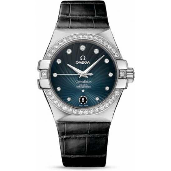 Omega Constellation Chronometer 35 mm Chronometer 123.18.35.20.56.001