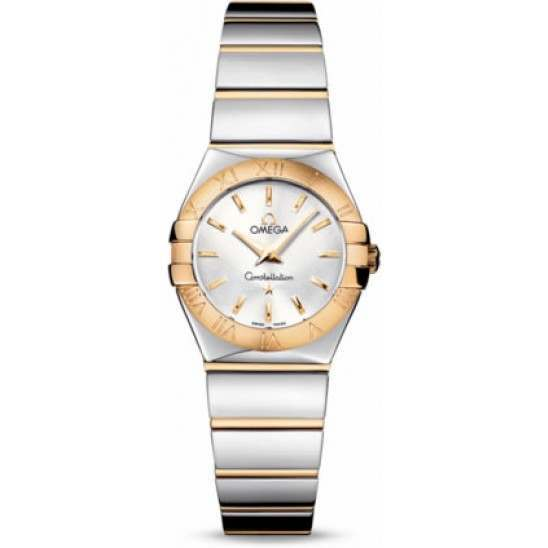 Omega Constellation Polished Quartz 123.20.24.60.02.004