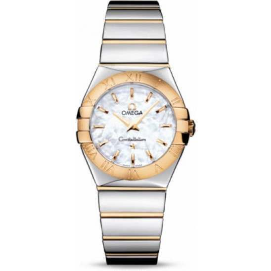 Omega Constellation Polished Quartz 123.20.27.60.05.004