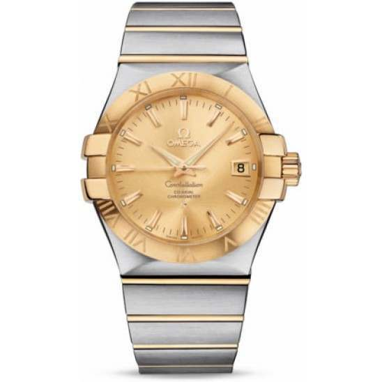 Omega Constellation Chronometer 35 mm Chronometer 123.20.35.20.08.001