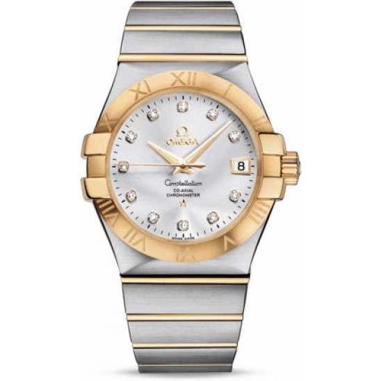 Omega Constellation Chronometer 35 mm Chronometer 123.20.35.20.52.002
