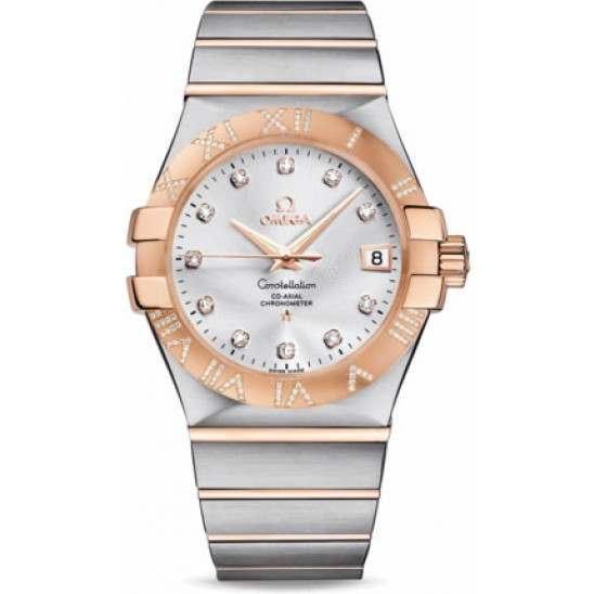 Omega Constellation Chronometer 35 mm Chronometer 123.25.35.20.52.003