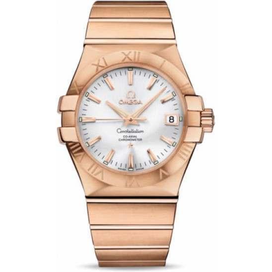 Omega Constellation Chronometer 35 mm Chronometer 123.50.35.20.02.001