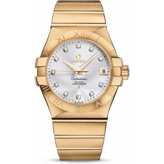 Omega Constellation Chronometer 35 mm Chronometer 123.50.35.20.52.002