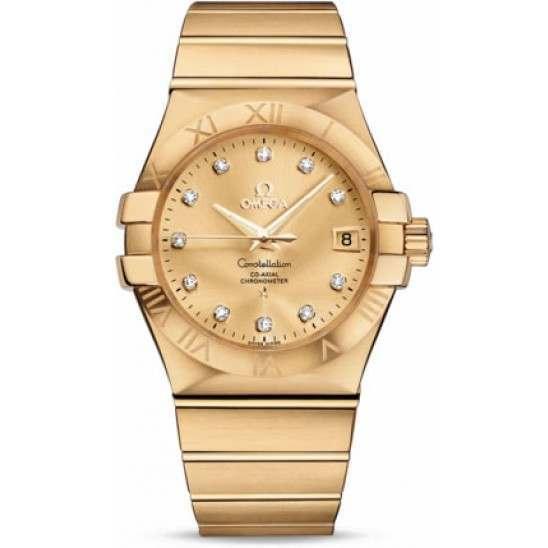 Omega Constellation Chronometer 35 mm Chronometer 123.50.35.20.58.001