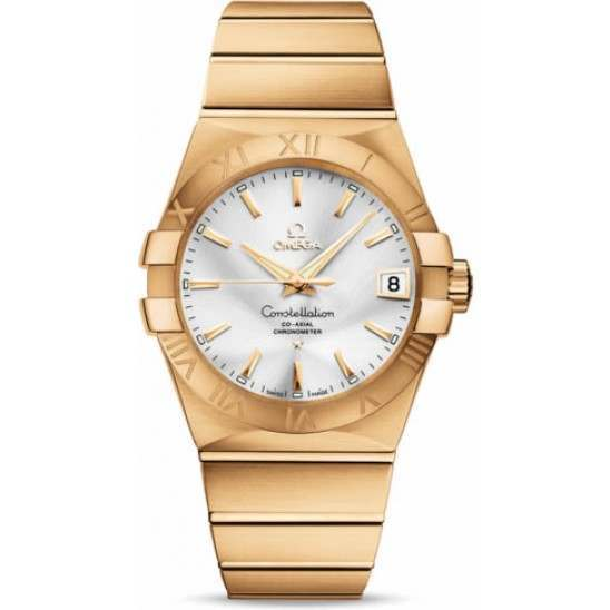 Omega Constellation Chronometer 38 mm Chronometer 123.50.38.21.02.002