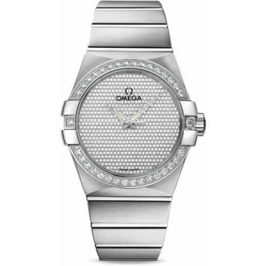 Omega Constellation Jewellery 123.55.38.20.99.001