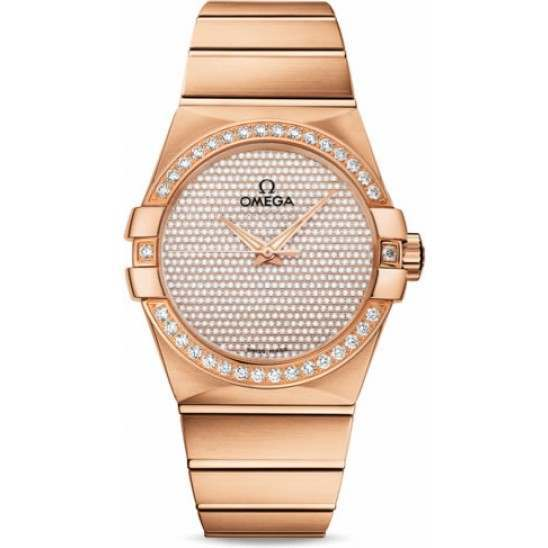 Omega Constellation Jewellery Chronometer 123.55.38.20.99.004