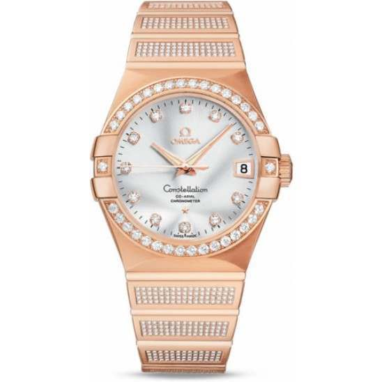 Omega Constellation Jewellery Chronometer 123.55.38.21.52.005
