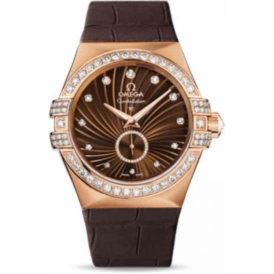 Omega Constellation Small Seconds Chronometer 123.58.35.20.63.001