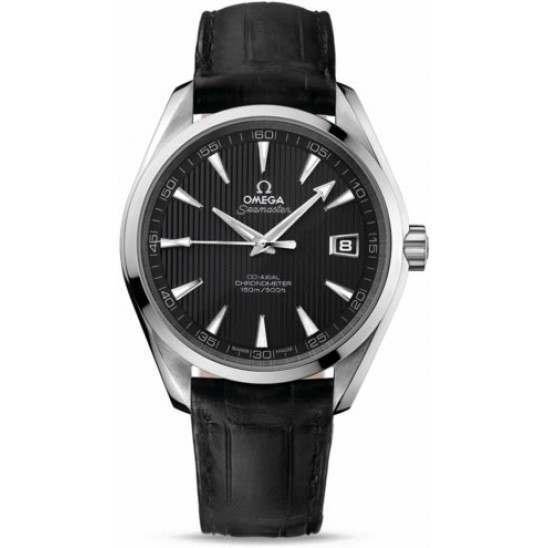 Omega Seamaster Aqua Terra Chronometer 231.13.42.21.06.001