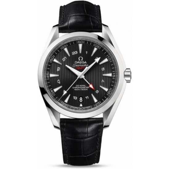 Omega Seamaster Aqua Terra 150 M GMT Chronometer 231.13.43.22.01.001