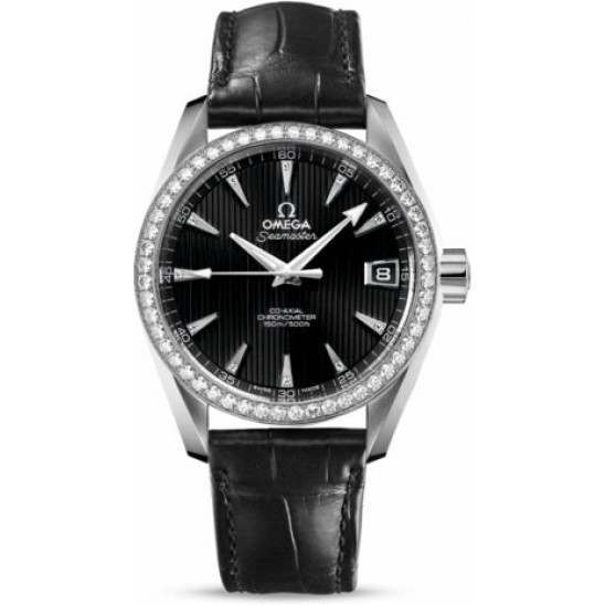 Omega Seamaster Aqua Terra Jewellery Chronometer 231.18.39.21.51.001