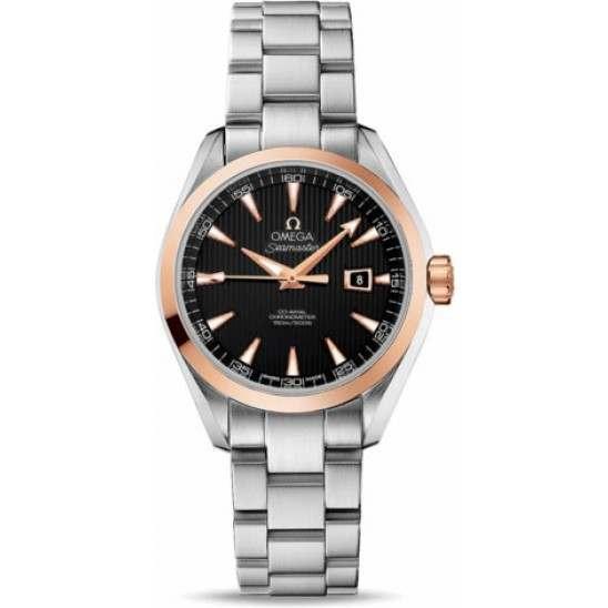 Omega Seamaster Aqua Terra Automatic Chronometer 231.20.34.20.01.003