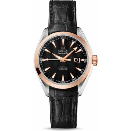 Omega Seamaster Aqua Terra Automatic Chronometer 231.23.34.20.01.002