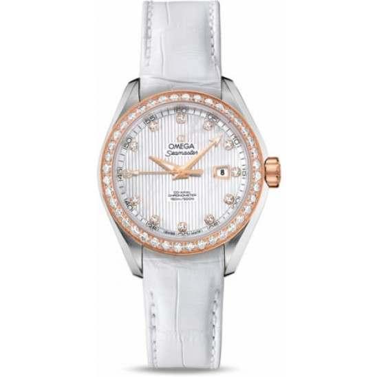 Omega Seamaster Aqua Terra Jewellery Chronometer 231.28.34.20.55.002