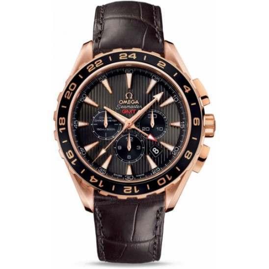 Omega Seamaster Aqua Terra Chronograph Chronometer 231.53.44.52.06.001
