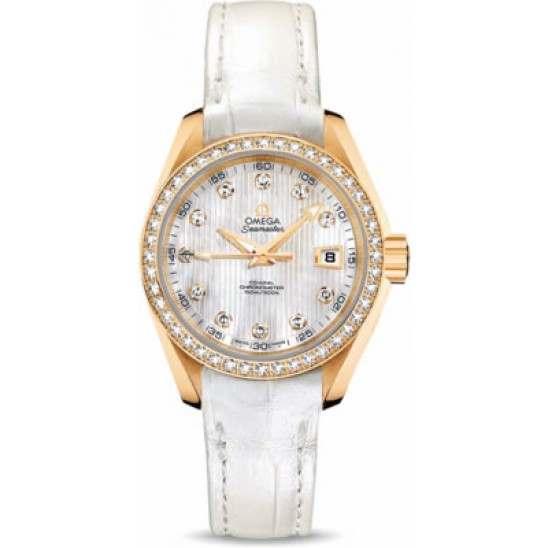 Omega Seamaster Aqua Terra Jewellery Chronometer 231.58.30.20.55.002