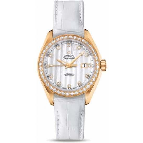 Omega Seamaster Aqua Terra Automatic Chronometer 231.58.34.20.55.001