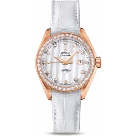 Omega Seamaster Aqua Terra Automatic Chronometer 231.58.34.20.55.002