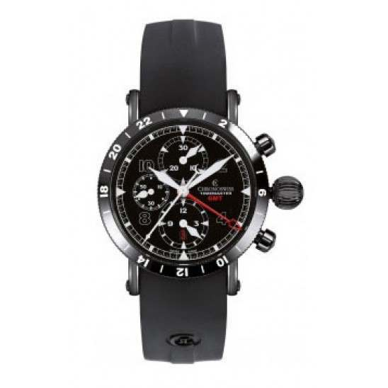 Chronoswiss Sport Timemaster Chronograph GMT