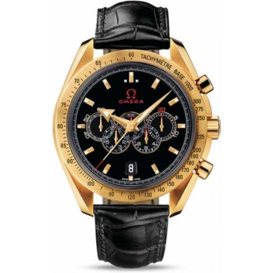 Omega Specialities Olympic Collection Timeless 321.53.44.52.01.002