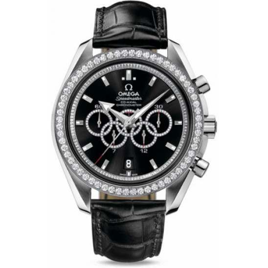 Omega Specialities Olympic Collection Timeless 321.58.44.52.51.001