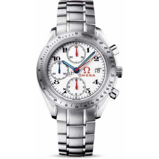 Omega Specialities Olympic Collection Timeless 323.10.40.40.04.001