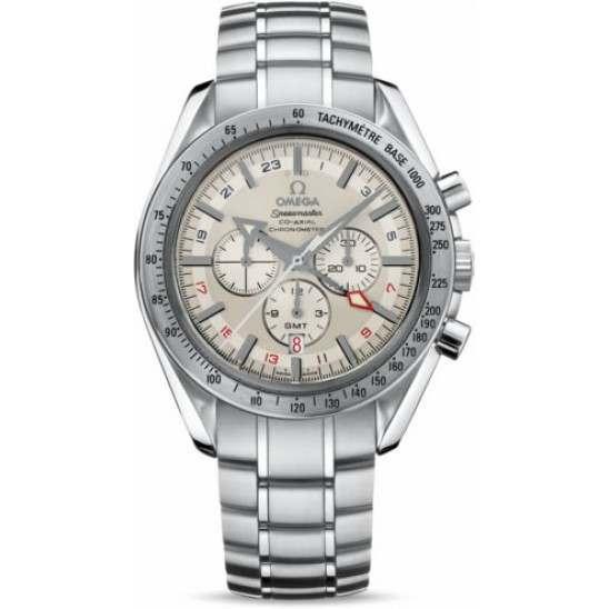 Omega Speedmaster Broad Arrow GMT Chronometer 3581.30.00