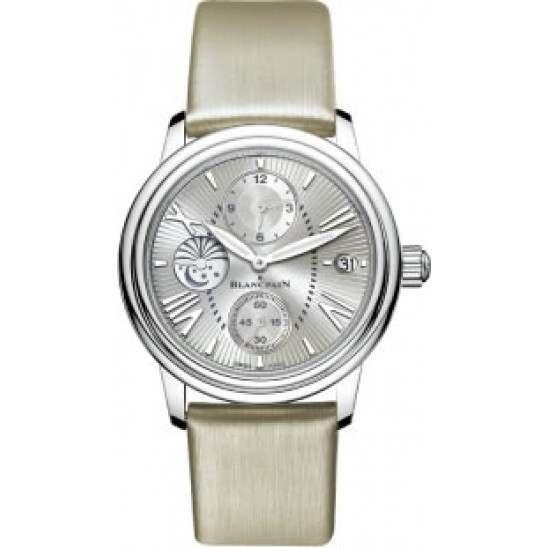 Blancpain Women Double Time Zone 3760-1136-52B