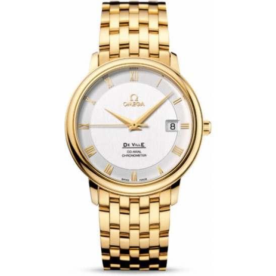 Omega De Ville Prestige Co-Axial Chronometer 4174.31.00