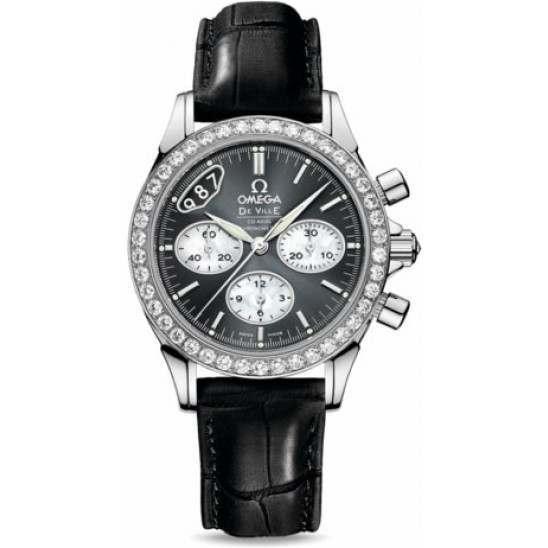 Omega De Ville Co-Axial Chronograph Chronometer 422.18.35.50.06.001
