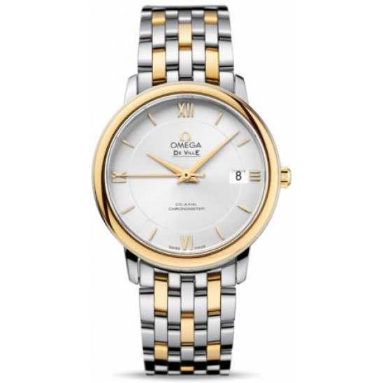 Omega De Ville Prestige Co-Axial Chronometer 424.20.37.20.02.001