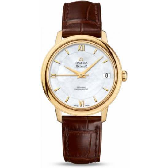 Omega De Ville Prestige Co-Axial Chronometer 424.53.33.20.05.002