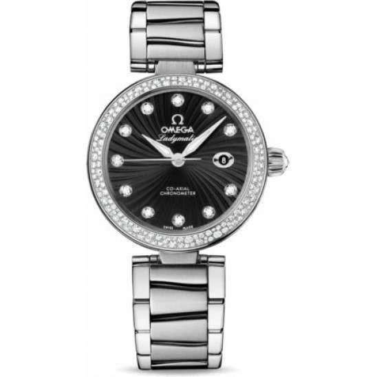 Omega De Ville Ladymatic Chronometer 425.35.34.20.51.001