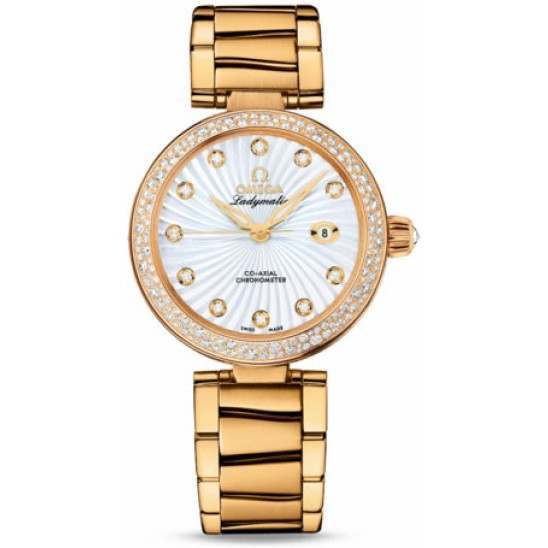 Omega De Ville Ladymatic Chronometer 425.65.34.20.55.004