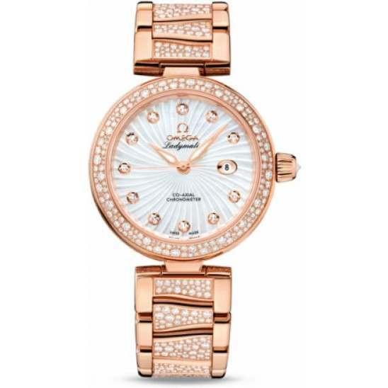 Omega De Ville Ladymatic Chronometer 425.65.34.20.55.005