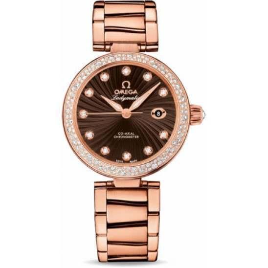 Omega De Ville Ladymatic Chronometer 425.65.34.20.63.001