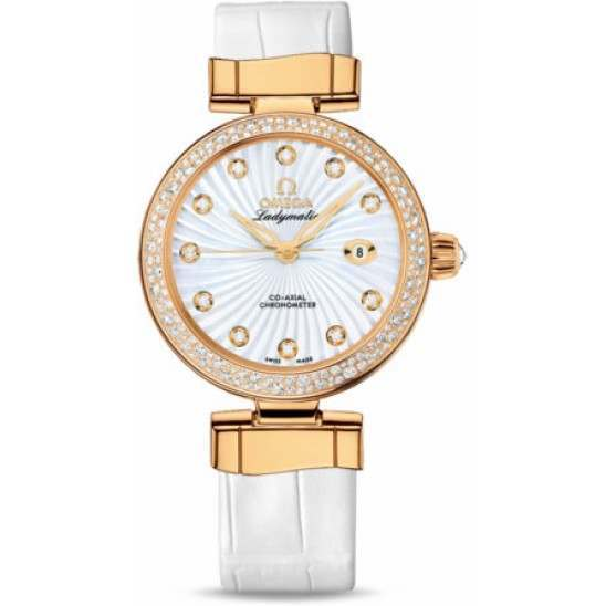 Omega De Ville Ladymatic Chronometer 425.68.34.20.55.003