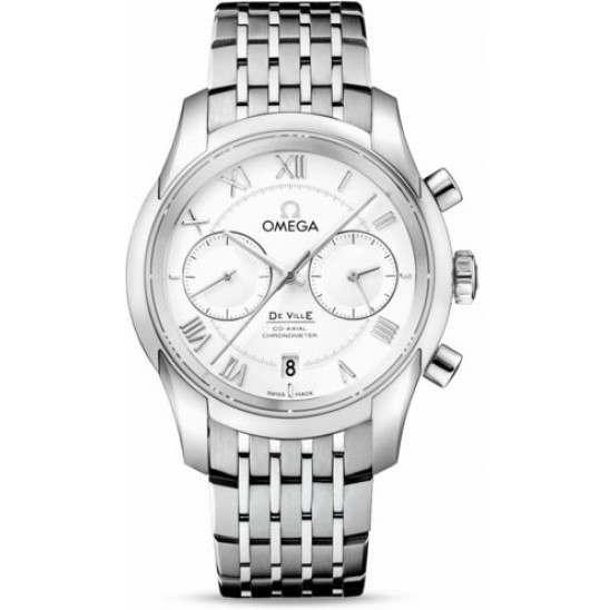 Omega De Ville Co-Axial Chronograph Chronometer 431.10.42.51.02.001