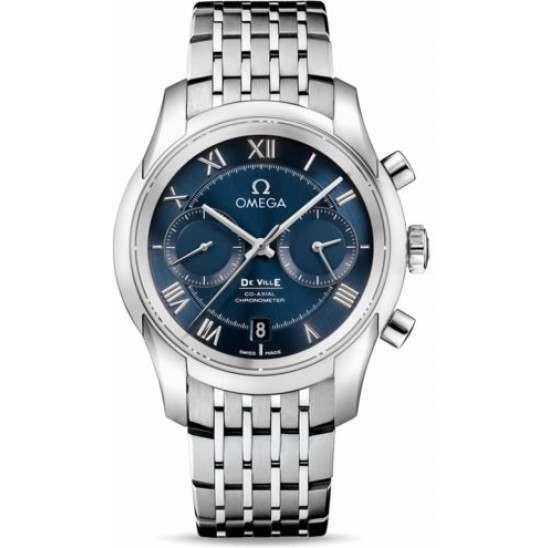 Omega De Ville Co-Axial Chronograph Chronometer 431.10.42.51.03.001